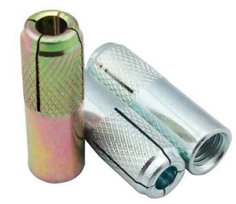 Углеродистая сталь оцинкованная накатанная капля в анкере от M6 до M20