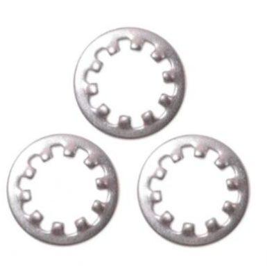 Внутренняя зубчатая шайба круглой формы от M5 до M20
