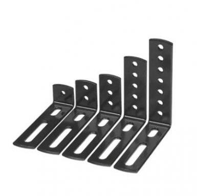 Сварочная и штамповочная металлическая скамейка-стеллаж-кронштейн