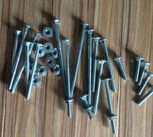 Болт каретки DIN603 A307